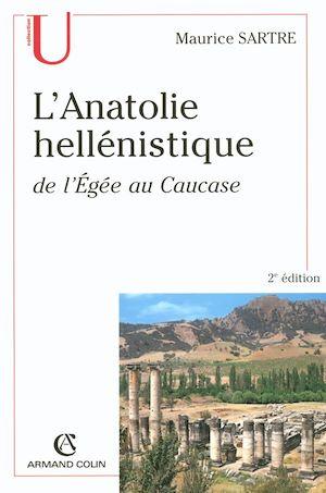 Téléchargez le livre :  L'Anatolie hellénistique