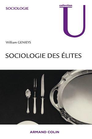 Téléchargez le livre :  Sociologie des élites