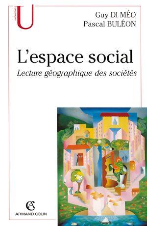Téléchargez le livre :  L'espace social