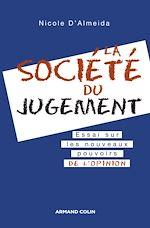 Télécharger le livre :  La société du jugement