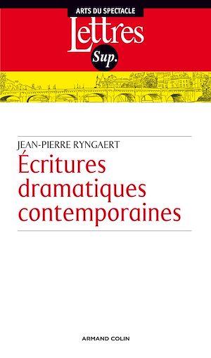 Téléchargez le livre :  Écritures dramatiques contemporaines