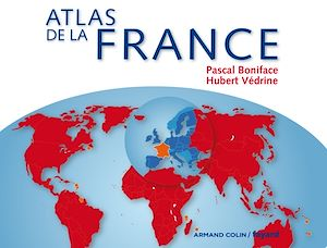 Téléchargez le livre :  Atlas de la France