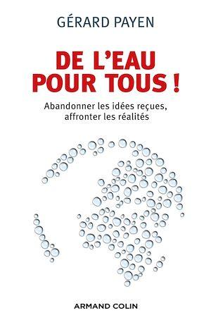 Téléchargez le livre :  De l'eau pour tous !