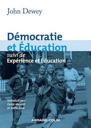 Téléchargez le livre :  Démocratie et éducation