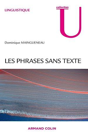 Téléchargez le livre :  Phrases sans texte