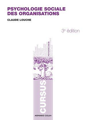 Téléchargez le livre :  Psychologie sociale des organisations - 3e éd.