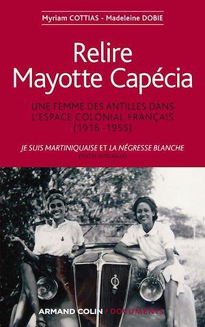 Téléchargez le livre :  Relire Mayotte Capécia