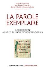 Télécharger le livre :  La parole exemplaire