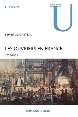 Téléchargez le livre :  Les ouvriers en France 1700-1835