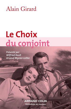 Téléchargez le livre :  Le Choix du conjoint