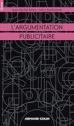 Télécharger le livre :  L'argumentation publicitaire