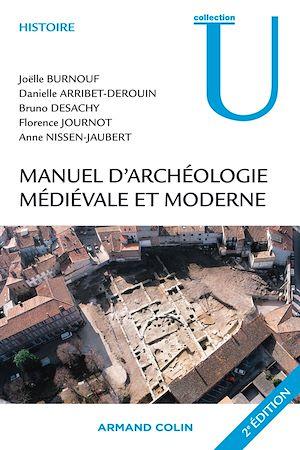 Téléchargez le livre :  Manuel d'archéologie médiévale et moderne