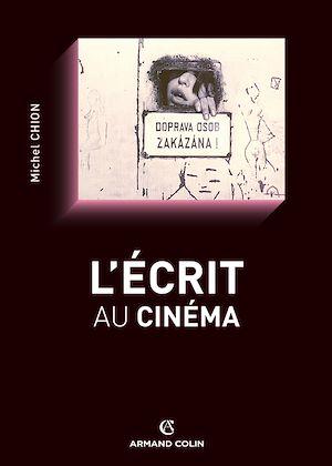 Téléchargez le livre :  L'écrit au cinéma