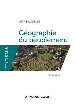 Téléchargez le livre :  Géographie du peuplement - 3e éd.