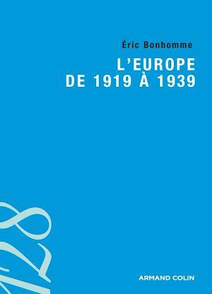Téléchargez le livre :  L'Europe de 1919 à 1939