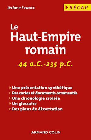 Téléchargez le livre :  Le Haut-Empire romain