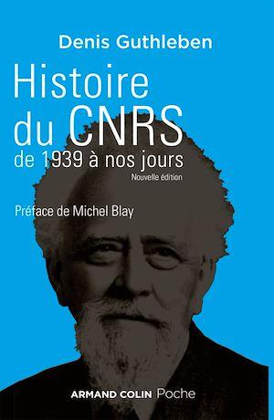 Téléchargez le livre :  Histoire du CNRS de 1939 à nos jours