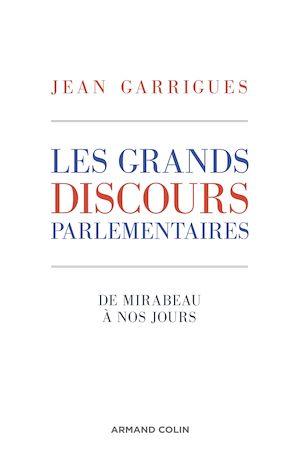 Téléchargez le livre :  Les grands discours parlementaires