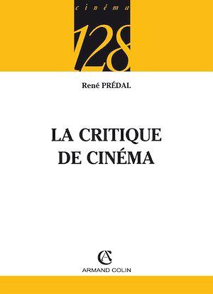 Téléchargez le livre :  La critique de cinéma