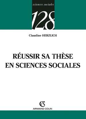 Téléchargez le livre :  Réussir sa thèse en sciences sociales