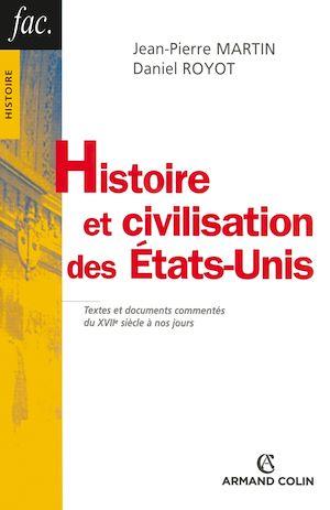 Téléchargez le livre :  Histoire et civilisation des États-Unis