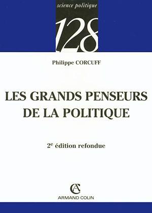 Téléchargez le livre :  Les grands penseurs de la politique