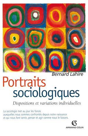 Téléchargez le livre :  Portraits sociologiques