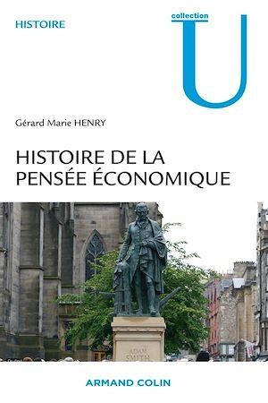 Téléchargez le livre :  Histoire de la pensée économique