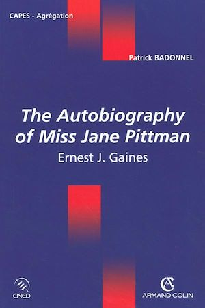 Téléchargez le livre :  The Autobiography of Miss Jane Pittman