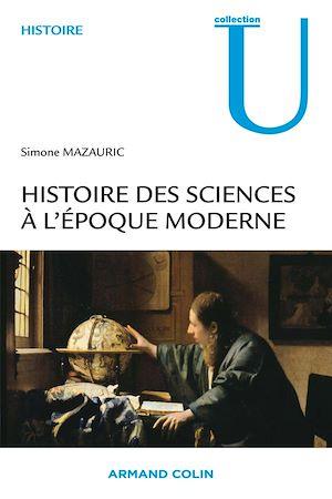 Téléchargez le livre :  Histoire des sciences à l'époque moderne