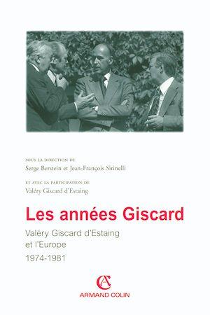 Téléchargez le livre :  Les années Giscard