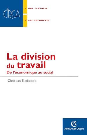 Téléchargez le livre :  La division du travail