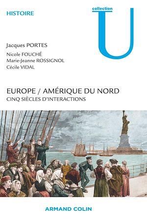 Téléchargez le livre :  Europe / Amérique du Nord