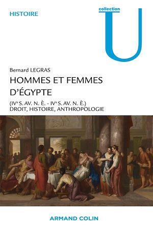 Téléchargez le livre :  Hommes et femmes d'Égypte (IVº s. av. n.è.-IVº s. de n.è.)