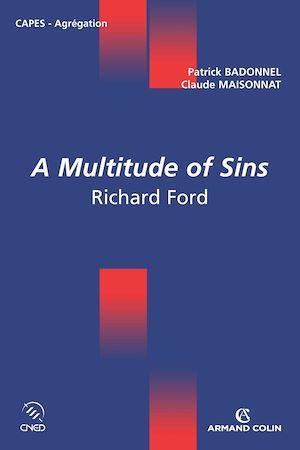 Téléchargez le livre :  A Multitude of Sins