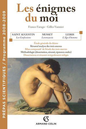 Téléchargez le livre :  Les énigmes du moi