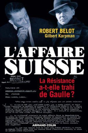 Téléchargez le livre :  L'Affaire suisse