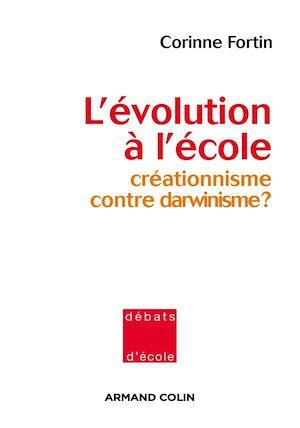 Téléchargez le livre :  L'évolution à l'école