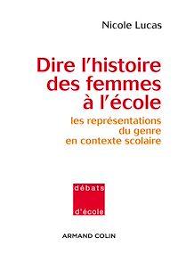 Dire l'histoire des femmes à l'école