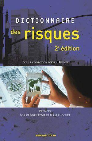 Téléchargez le livre :  Dictionnaire des risques