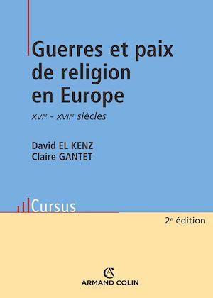 Téléchargez le livre :  Guerres et paix de religion en Europe