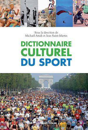 Téléchargez le livre :  Dictionnaire culturel du sport
