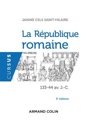 Téléchargez le livre :  La République romaine.