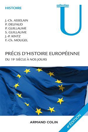Téléchargez le livre :  Précis d'histoire européenne - 4e éd.