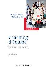 Télécharger le livre :  Coaching d'équipe - 3e édition