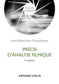 Précis d'analyse filmique - 4e édition