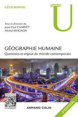 Téléchargez le livre :  Géographie humaine - 3e éd.