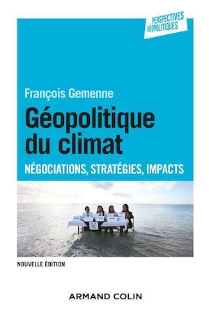 Téléchargez le livre :  Géopolitique du climat - 2e éd