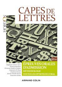 Télécharger le livre : CAPES de Lettres