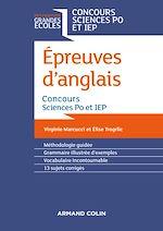Télécharger le livre :  Epreuves d'anglais - Concours Sciences Po et IEP